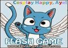 لعبة تلبيس القط هابي Happy Dress up
