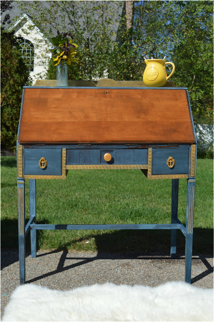 http://lilacshackfurniture.weebly.com/blog/soldier-blue-and-gold-slant-front-desk
