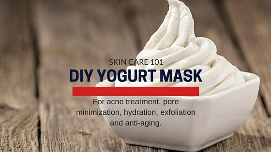 yogurt mask recipe