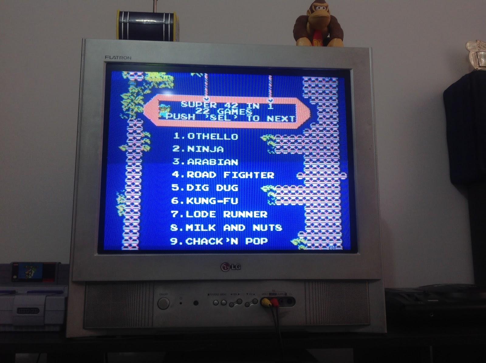 Mi Primera Consola La Family Game Con 42 Juegos En 1 Los Juegos