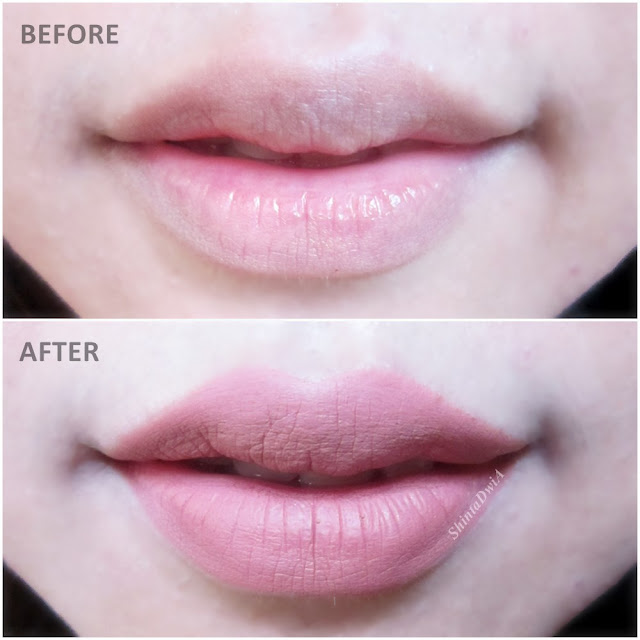 review wardah exclusive matte lip cream