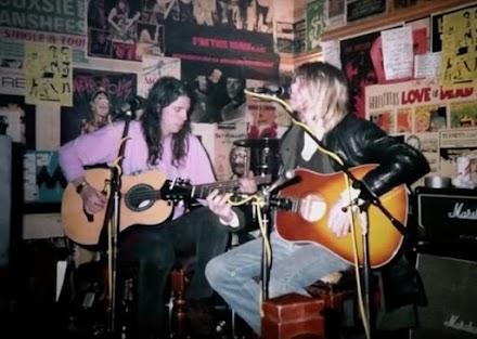 Eine seltene Aufnahme von Nirvana aus einem Pub in Edinburgh 1991 | Musikgeschichte