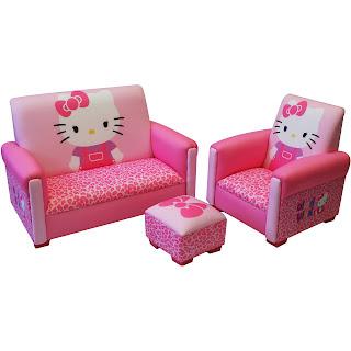 Gambar Kursi Hello Kitty 1
