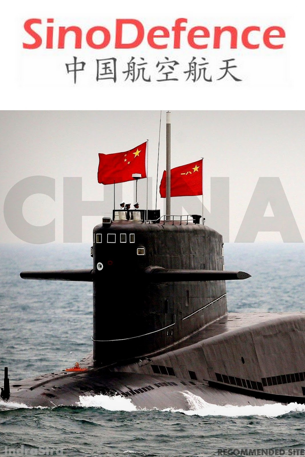 Sino Defence Website