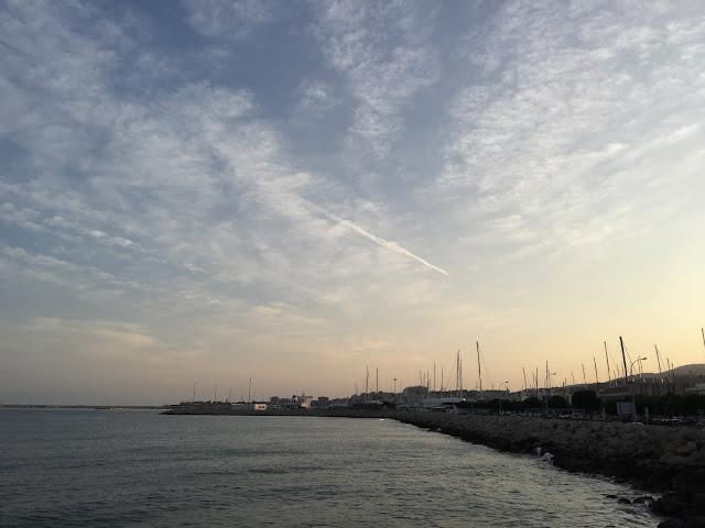 Orla de Palma de Mallorca.