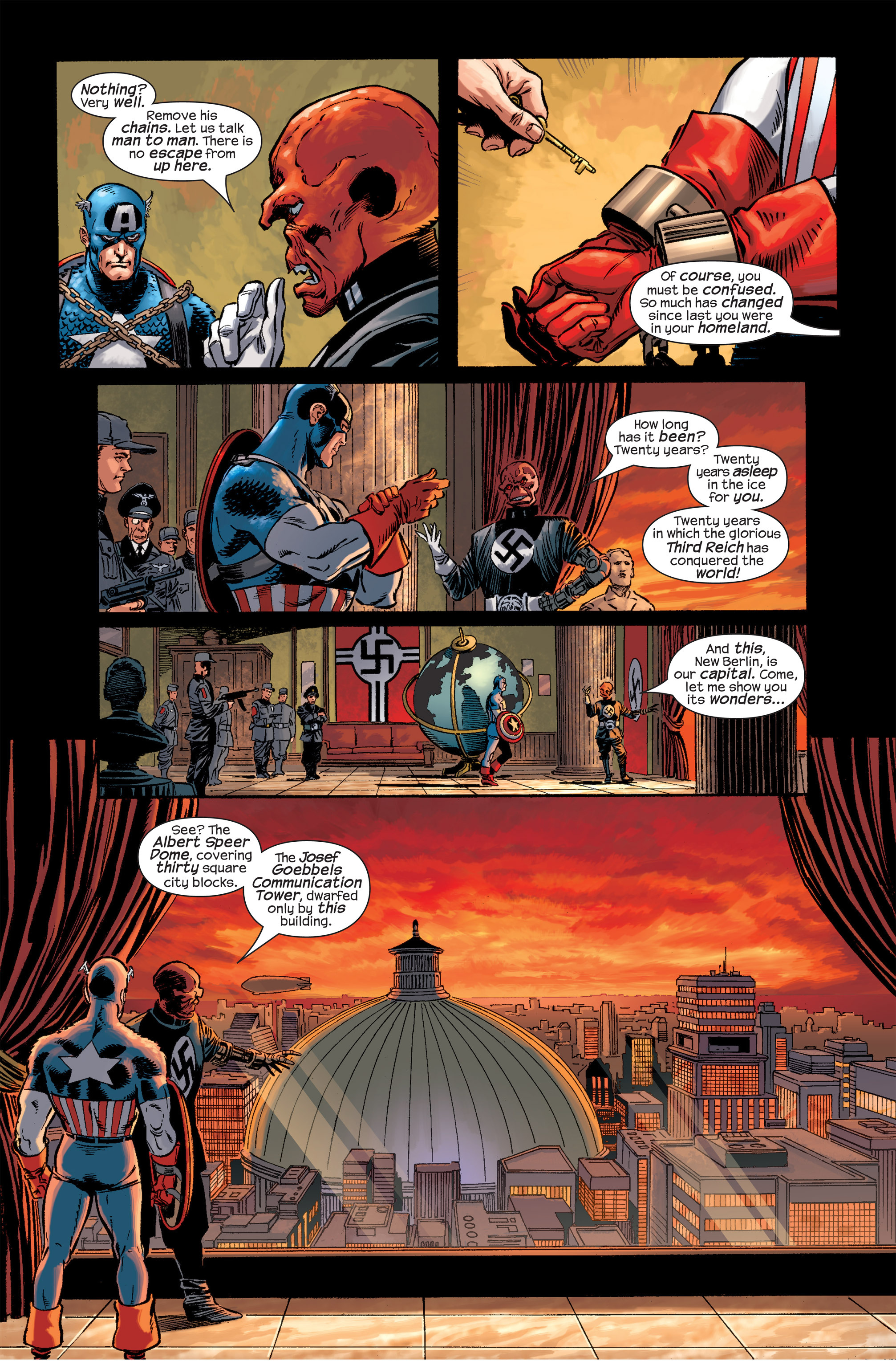 Captain America (2002) Issue #17 #18 - English 18