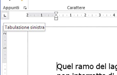 Come formattare documento Word
