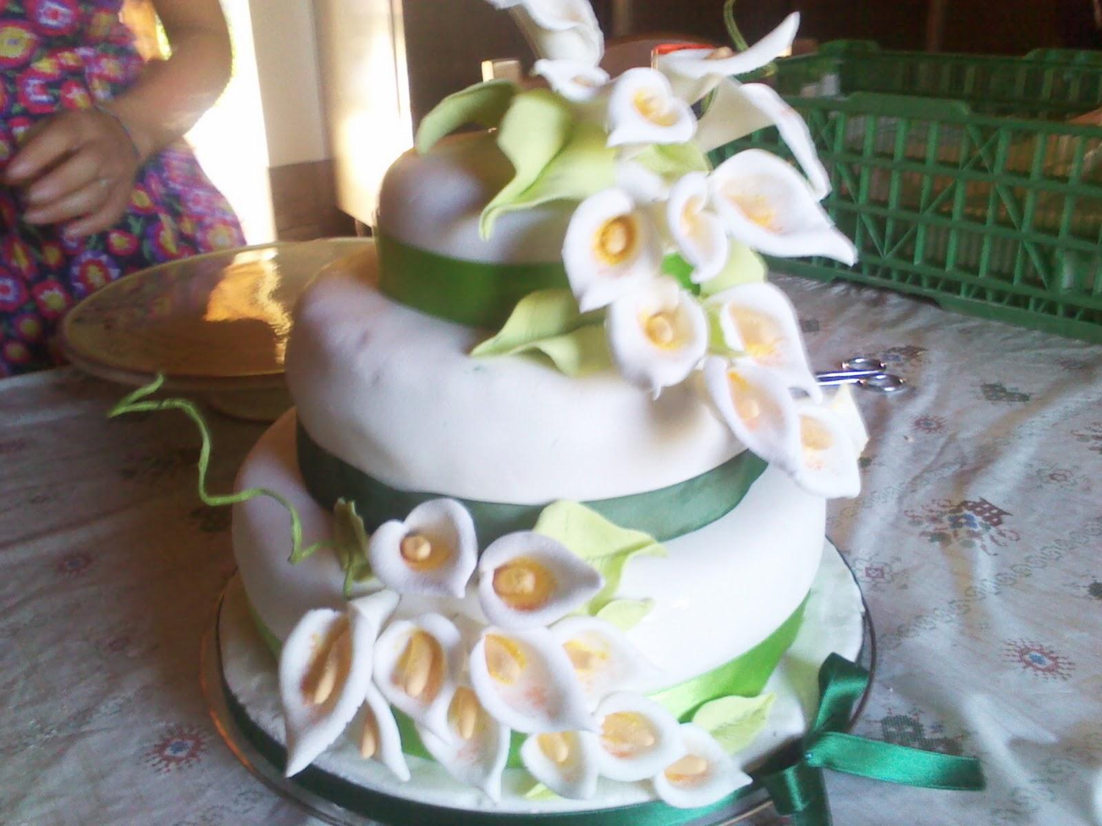 Super Storie golose: Torta per promessa matrimonio XK04