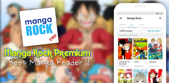 Download Manga Rock Premium Full Versi