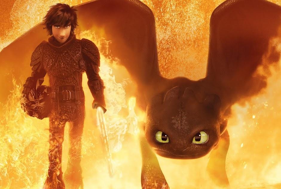"""Bilheteria: """"Como Treinar o Seu Dragão 3"""" lidera pela quarta semana"""