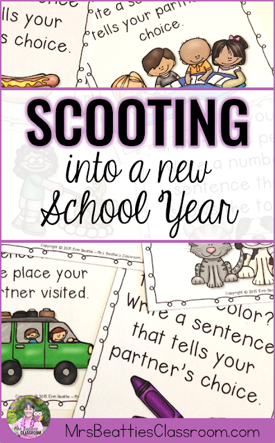 Looking for a great ice breaker idea to welcome students back to school? Take a look at the fun activity in this blog post. It is perfect for elementary grades, getting your kids up and moving, getting to know each other on the first day or in the first week of school.