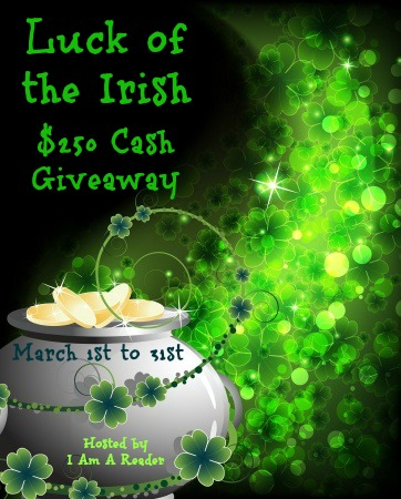 Feeling Lucky? Click Pic to Enter to Win $250 Cash