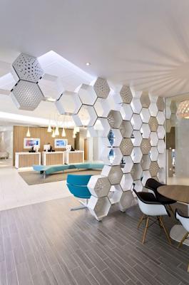 Inspirasi Desain Sekat Ruangan Unik Dan Kreatif 2