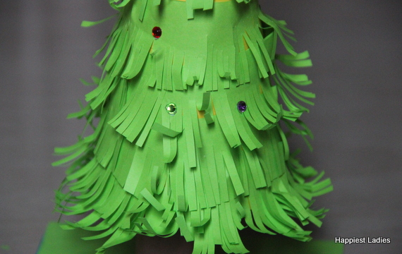 christmas tree christmas craft activities