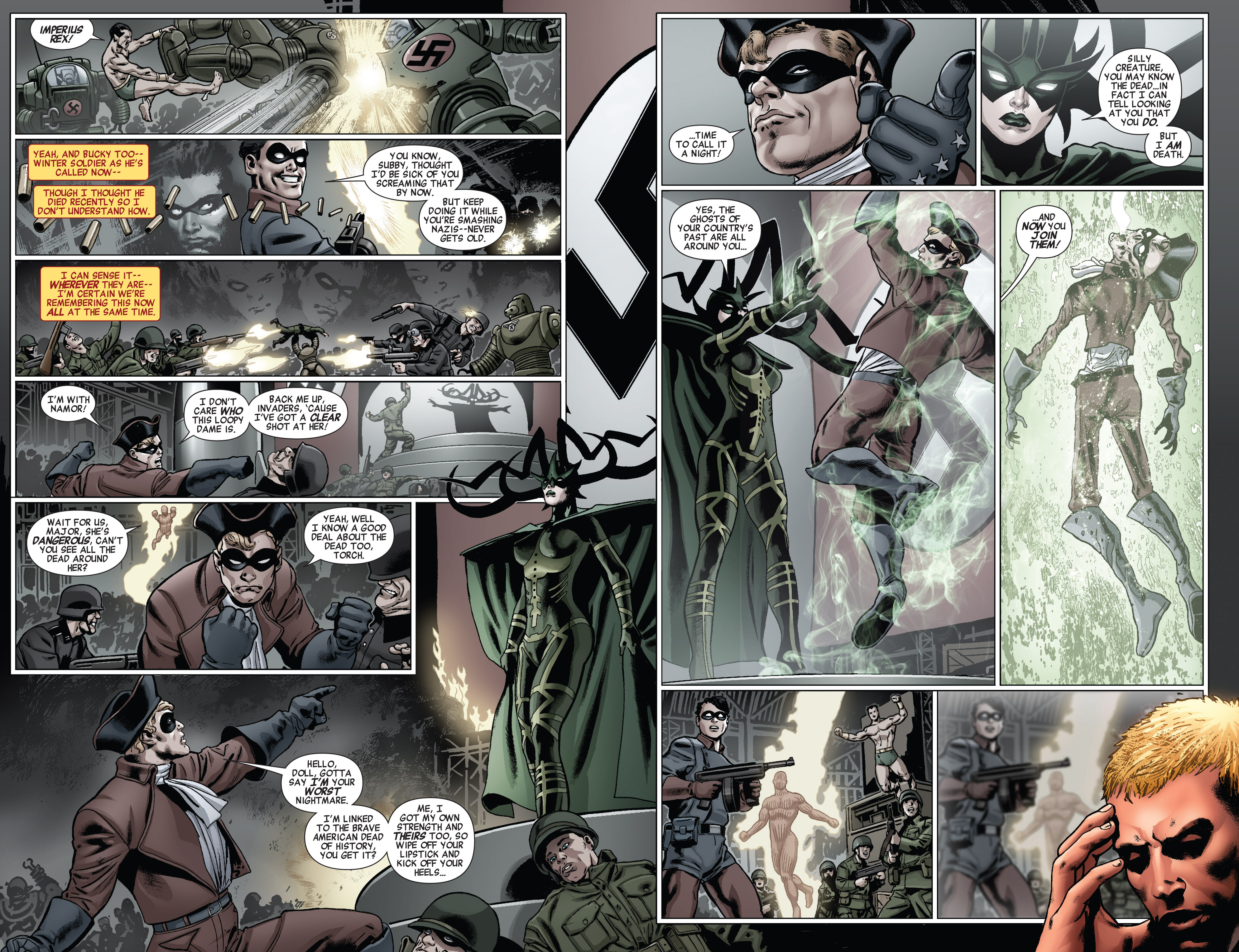 Read online All-New Invaders comic -  Issue #1 - 13
