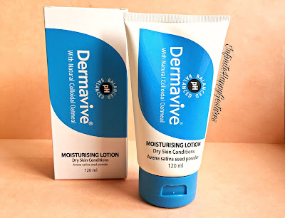 DERMAVIVE Moisturising Lotion - Best for dry skin image