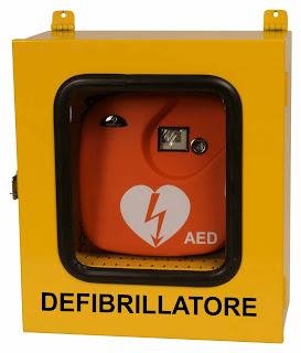 immagine TUTTO NON PROFIT UFFICIALE: prorogato di sei mesi l'obbligo di dotazione di defibrillatore per gli Enti Sportivi Dilettantistici