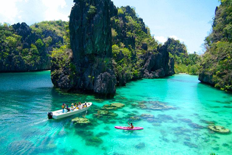 Travel Around The World Best Places Philippines