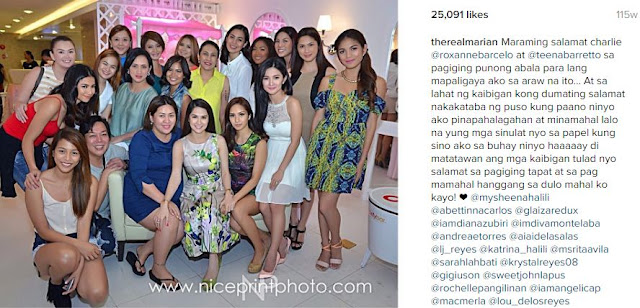 Angelica Panganiban's Hilarious Comment on Marian Rivera's Post Goes Viral, Check It Out!