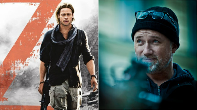 World War Z 2- David Fincher Closing Deal to Direct