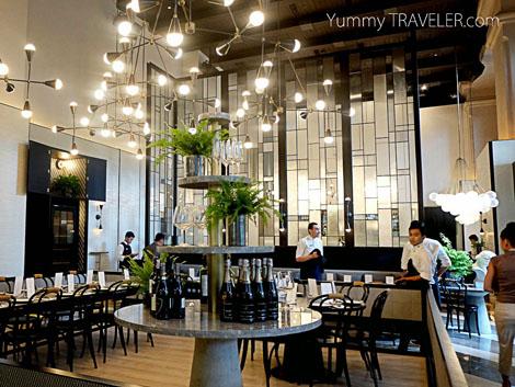 Gia Restaurant & Bar, restoran di sudirman, tempat makan di sudirman