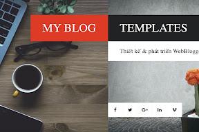Template tin tức, dịch vụ, cá nhân cho Blogger / Blogspot