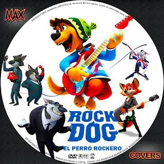 Rock Dog Galleta Maxcovers