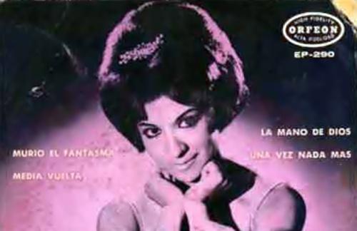 Maria Elena Sandoval - Tango Negro