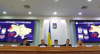 ЦВК оголосила Зеленського президентом