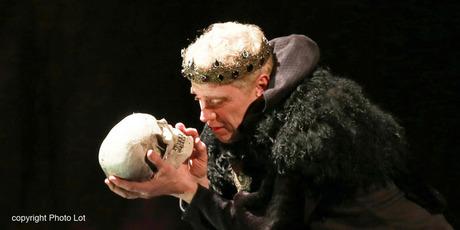 theatre - hamlet - avis - gregori - baquet