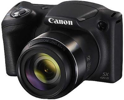 CES 2017: كانون تُعلن عن كاميرا PowerShot SX430 IS بقدرة زووم 45x