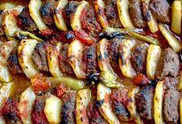 Κεφταδάκια με πατάτες στο φούρνο - by https://syntages-faghtwn.blogspot.gr