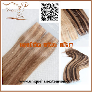 piano color hair extensions