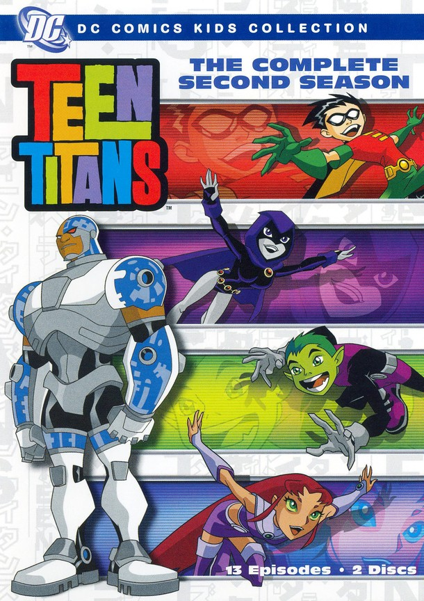 Teen Titans - Season 2 Episode 12: Aftershock Part 1