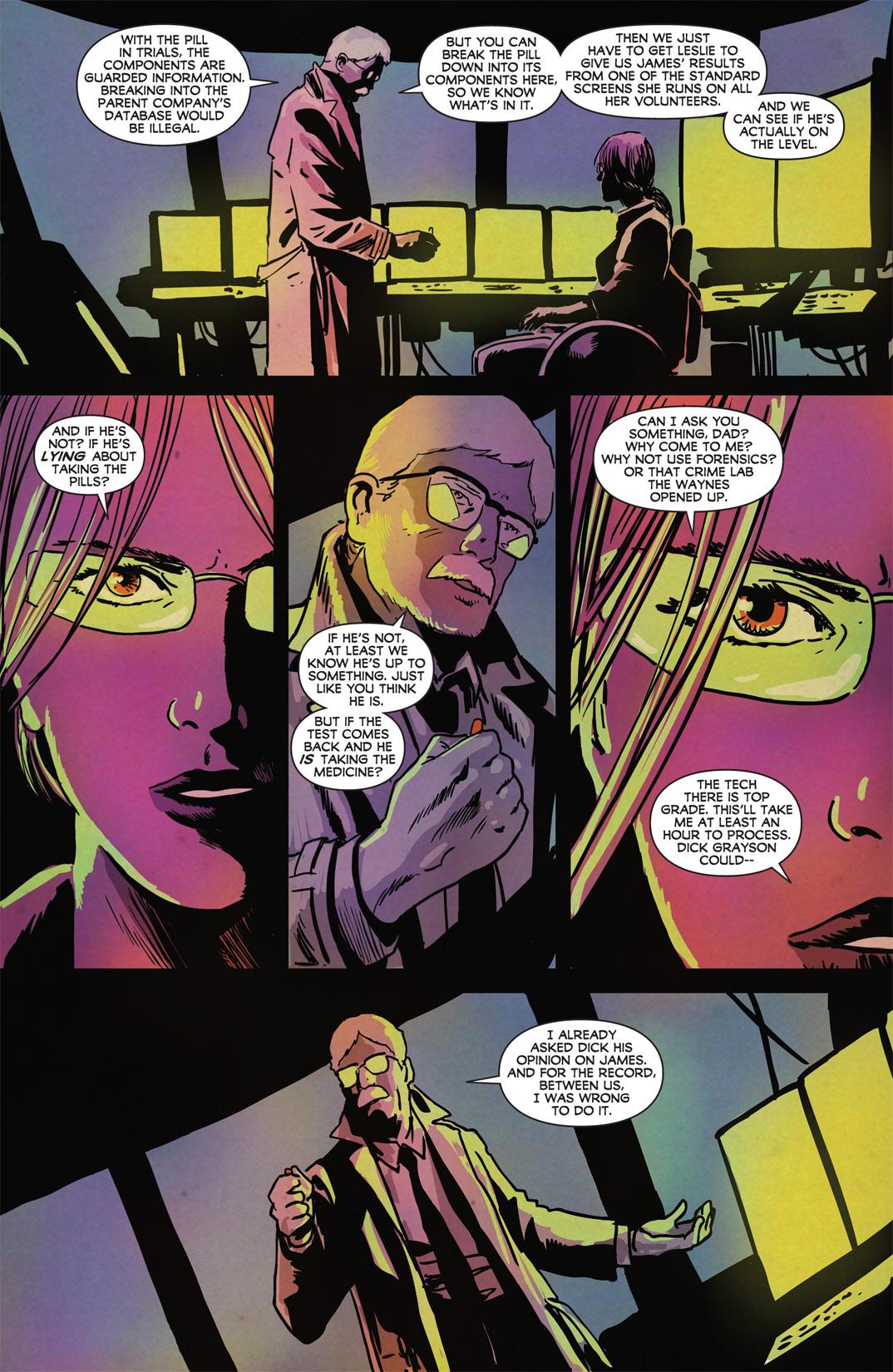 Detective Comics (1937) 879 Page 9