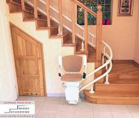 Od czego zależy cena krzesełka schodowego