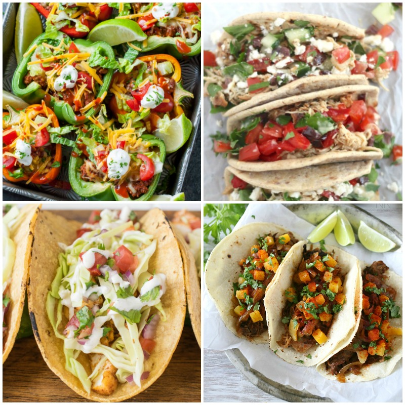 45 Spectacular Taco Tuesday Recipes from www.bobbiskozykitchen.com