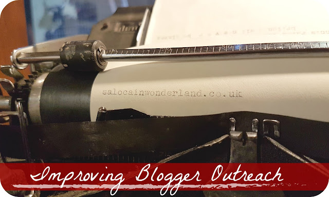 improving blogger outreach