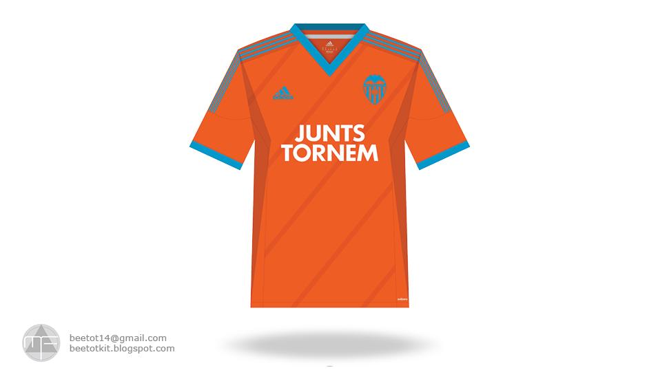 check out d5ebd 84404 Beetot Kit: Valencia CF Kit 14/15