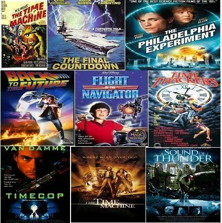 Időutazásos sci-fi filmek