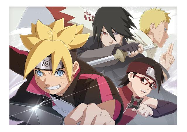 Nuevo vídeo de Naruto Ultimate Ninja Storm 4: Road To Boruto