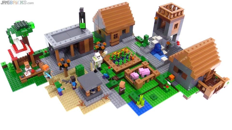 JANGBRiCKS LEGO reviews & MOCs: May 2016