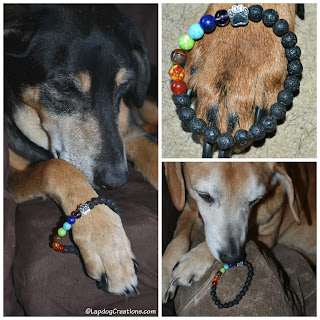 rescue dogs Paw Stretch Bracelet PawZaar