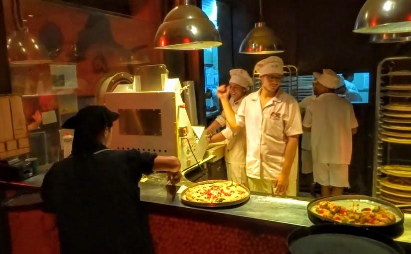 Onde comer pizza em Gramado: Pizzaria Cara de Mau