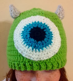 http://sucrochet.blogspot.com.es/2013/04/gorro-monster-inc-mike-wazowski.html