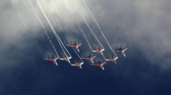 Cat baru jet tempur Angkatan Udara Rusia