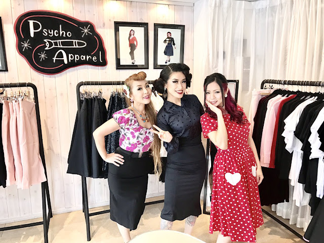 Psycho Apparel's Kasumi Yoshino Talks About Pinup Culture In Japan