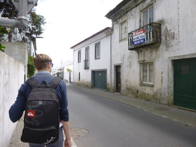 real experience hitch-hiking azores