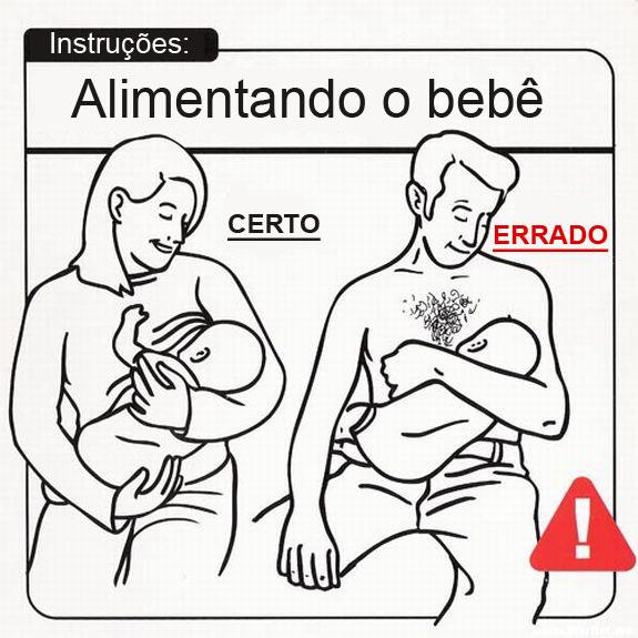 Kasa da Gestante: Dicas para um homem cuidar do bebê