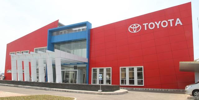 Lowongan Kerja PT. Toyota-Astra Motor Februari 2018